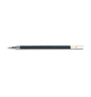 PILOT Recharge d'encre noire pour stylos à bille encre gel G-TEC-C4