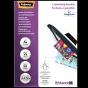 FELLOWES Boîte de 25 pochettes de plastification format A5, 2x 80 microns