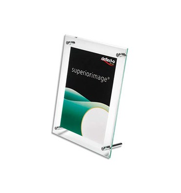 DEFLECTO Cadre photo / affiche 25,7 x 8,7 x 32 cm Premium