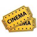 2 places de cinéma offertes