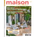 1 an d'abonnement au magazine MAISON CREATIVE pour toute commande supérieure à 149 € HT