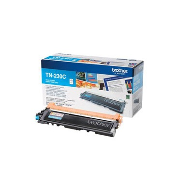 BROTHER Cartouche toner laser cyan TN-230C