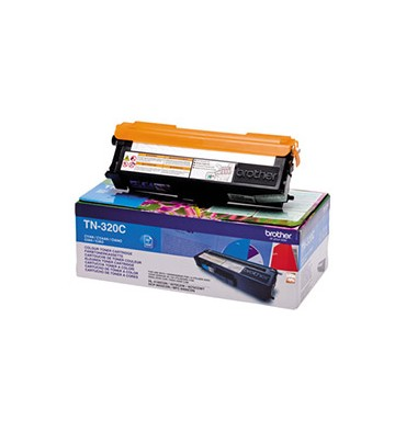 BROTHER Cartouche toner laser cyan TN-320C