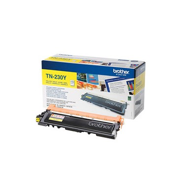 BROTHER Cartouche toner laser jaune TN-230Y