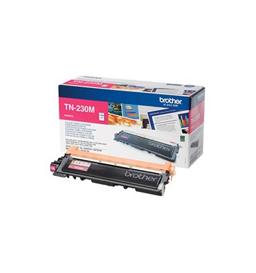 BROTHER Cartouche toner laser magenta TN230-M