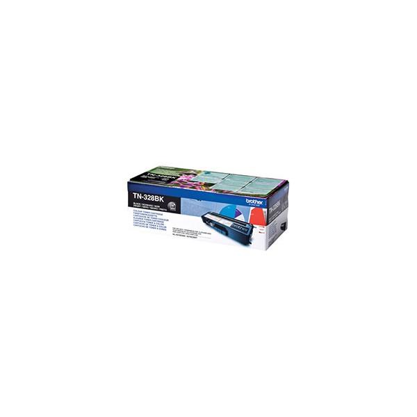 BROTHER Cartouche toner laser noir Haute Capacité qualité professionnelle TN-328BK