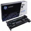 HP Cartouche toner laser noir 26A - CF226A