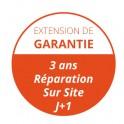 HP Extension de garantie 3 ans réparation sur site le jour suivant