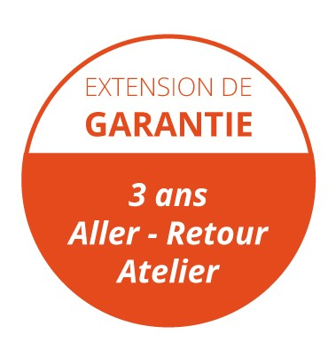 BROTHER Extension de garantie 3 ans Aller-Retour Atelier