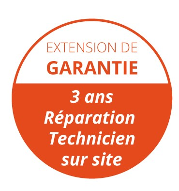 BROTHER Extension de garantie 3 ans réparation technicien sur site