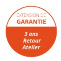 BROTHER Extension de garantie 3 ans retour atelier EFFI3RAB
