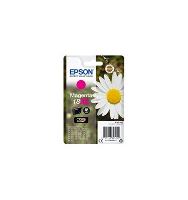 EPSON Cartouche jet d'encre magenta XL T1813