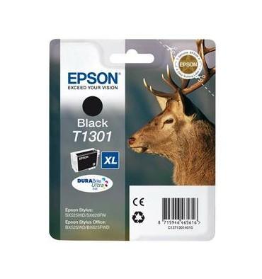 EPSON Cartouche jet d'encre noir T13014010