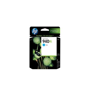 HP Cartouche jet d'encre cyan 940XL C4907AE