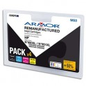 ARMOR Pack jet d'encre compatible HP 950 XL / 951 XL BCMY - CN045AE