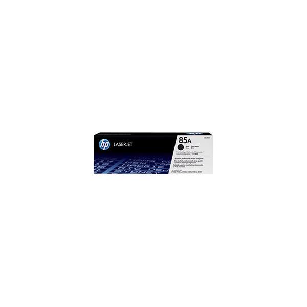 HP Cartouche toner laser noir 85A - CE285A