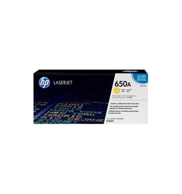 HP Cartouche Jaune LaserJet CE272A