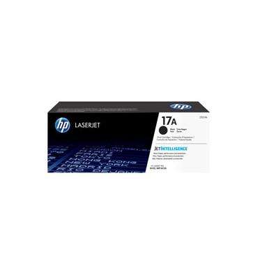 HP Cartouche toner laser noir 17A - CF217A