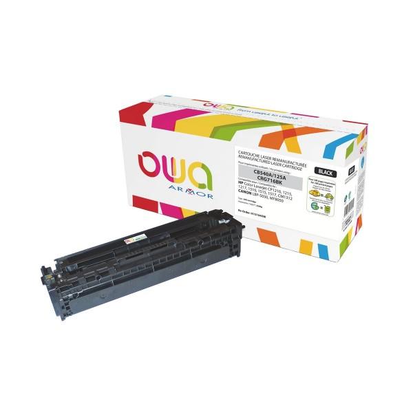OWA BY ARMOR Cartouche toner laser noir compatibilité HP CF410A / 410A