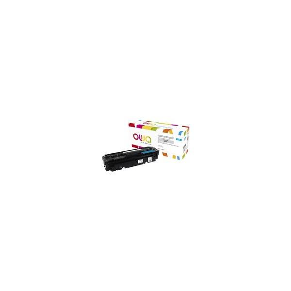 OWA BY ARMOR Cartouche toner laser cyan compatibilité HP CF411A / 410A