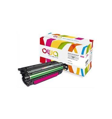 OWA BY ARMOR Cartouche toner laser Magenta compatibilité HP CF323A / 653A