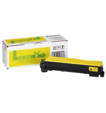 KYOCERA Cartouche toner laser jaune TK540Y