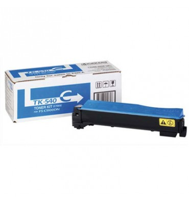 KYOCERA Cartouche toner laser cyan TK540C