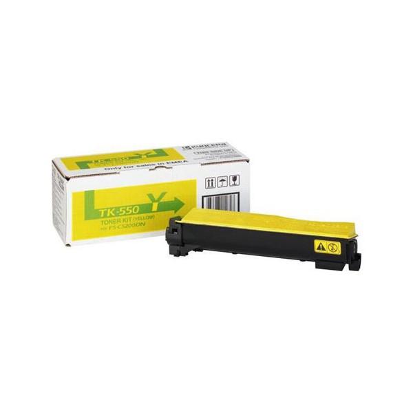 KYOCERA Cartouche toner laser jaune TK590Y
