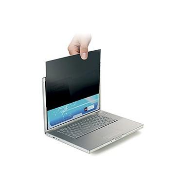 3M Filtre de confidentialité noir pour ordinateur portable de 15,6''