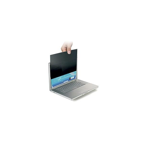 3M Filtre de confidentialité noir pour ordinateur portable de 15,6'' (photo)