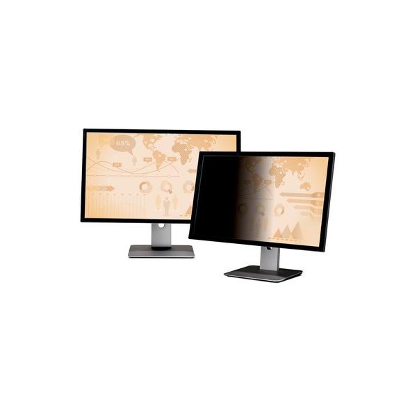 3m filtre de confidentialit 3m noir pf22 0w pour cran 22 16 10 60622. Black Bedroom Furniture Sets. Home Design Ideas