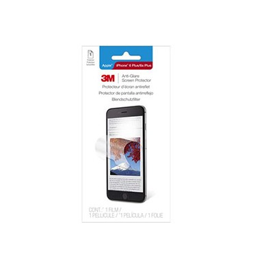 3M Film de protection anti-reflets pour iPhone 6 Plus / 6S Plus