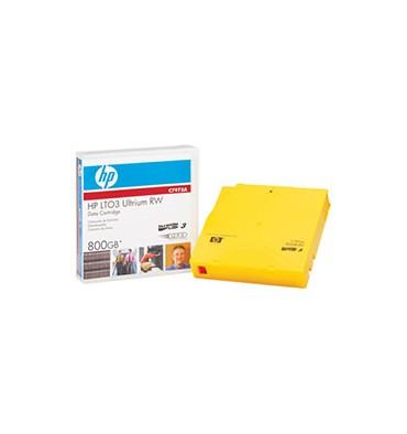 HP Cartouche LTO Ultrium 3 - capacité 400-800GB