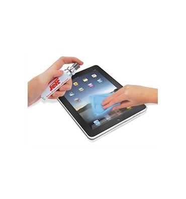 JELT Kit de nettoyage pour écrans tactiles et fragiles + lingette microfibre