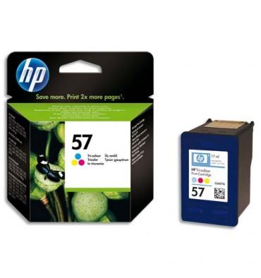 HP Cartouche jet d encre 3 couleurs N°57