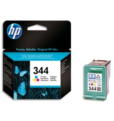 HP Cartouche jet d'encre couleurs N°344 / C9363