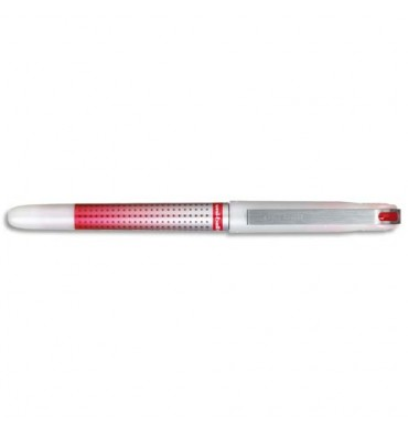 UNIBALL Roller Eye needle point, pointe aiguille, coloris rouge