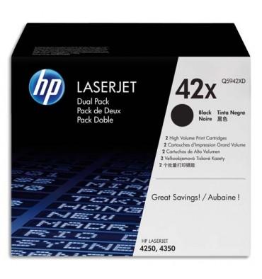 HP Toner laser noir 42X