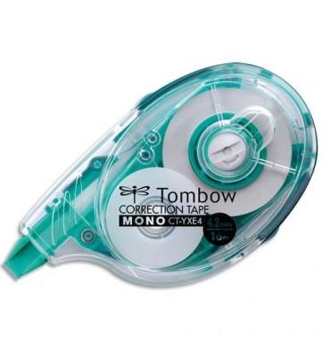 TOMBOW Roller de correction latéral rechargeable 4,2 mm x 16 m