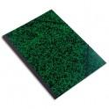 EXACOMPTA Carton à dessin avec élastiques Annonay 32 x 45 cm vert
