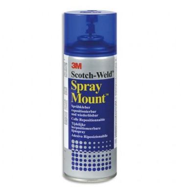 "3M Colle aérosol pour montages successifs ""7043"" de 400 ml"