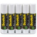SCOTCH Lot de 5 Bâtons de Colle de 8 g