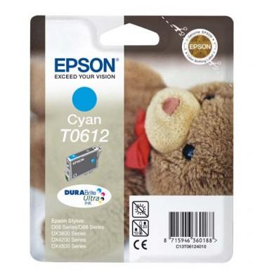 EPSON Cartouche jet d'encre cyan T0612
