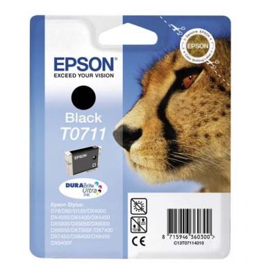 EPSON Cartouche jet d'encre noir T0711