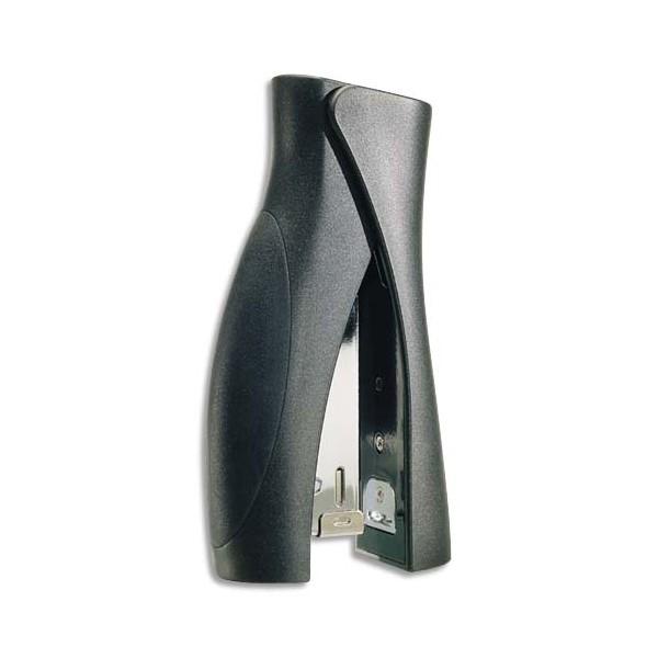 RAPID Pince agrafeuse STAND UP F20 noir, capacité 20 feuilles, agrafes 24/6 et 26/6