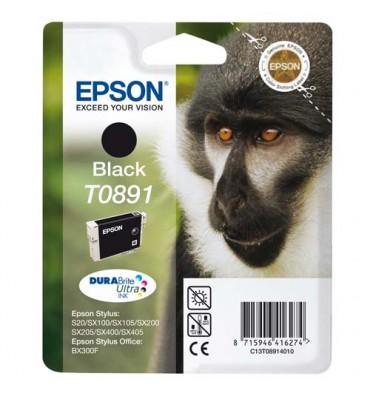 EPSON Cartouche jet d'encre noir T089140