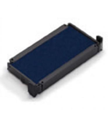 TRODAT Lot de 3 recharges d'encre 6/4912B compatible PRINTY 4912 / X-PRINT coloris bleu