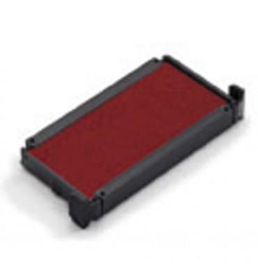 TRODAT Lot de 3 recharges d'encre 6/4912C compatible PRINTY 4912 / X-PRINT coloris rouge