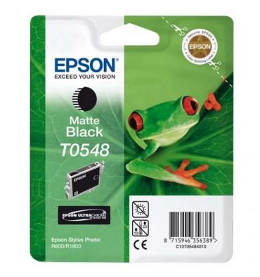 EPSON Cartouche jet d'encre noir mat T0548
