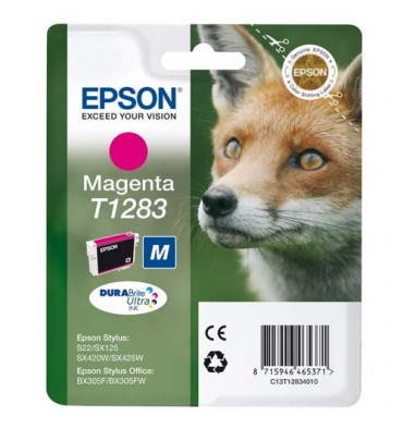 EPSON cartouche jet d'encre magenta T128340